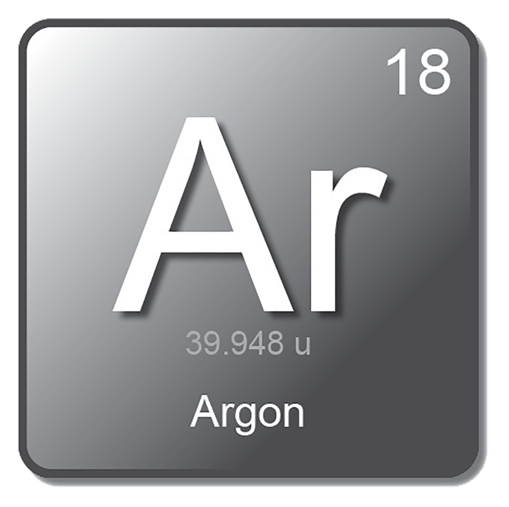 Gas Symbol Argon 02052020