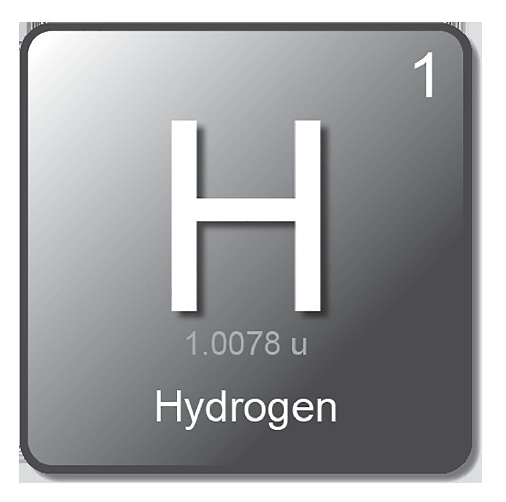 Gas Symbol Hydrogen 02052020
