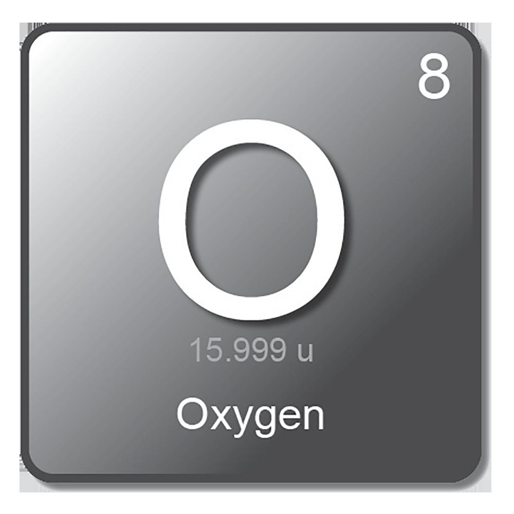 Gas Symbol Oxygen 02052020