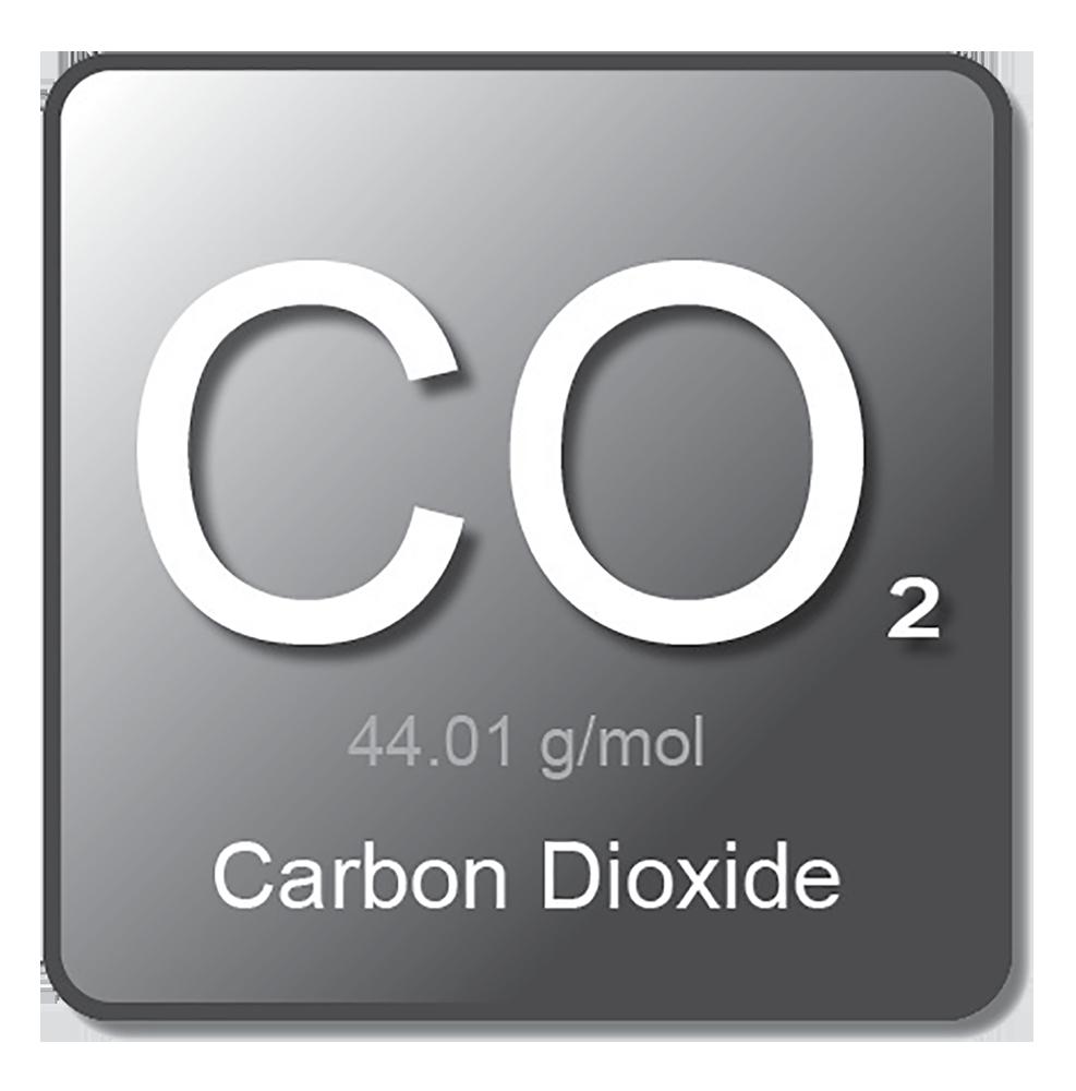 Gas Symbol Carbondioxide 02052020