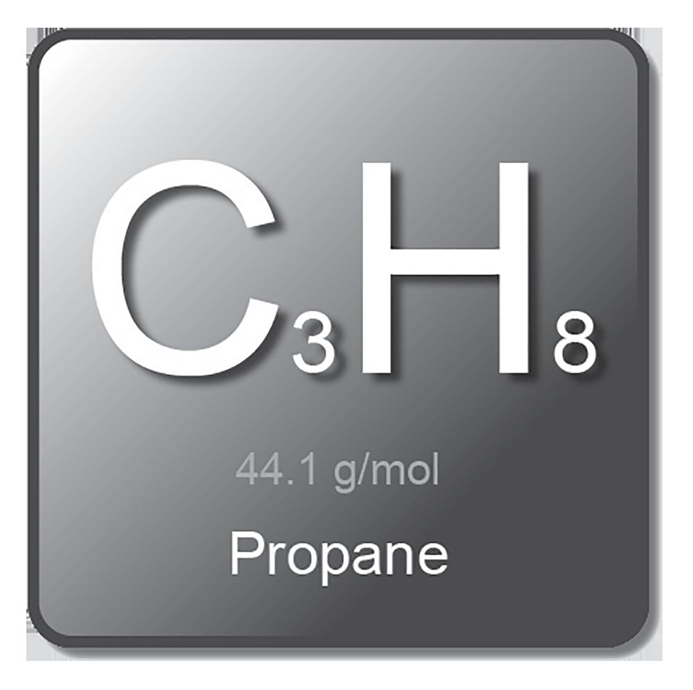 Gas Symbol Propane 02052020