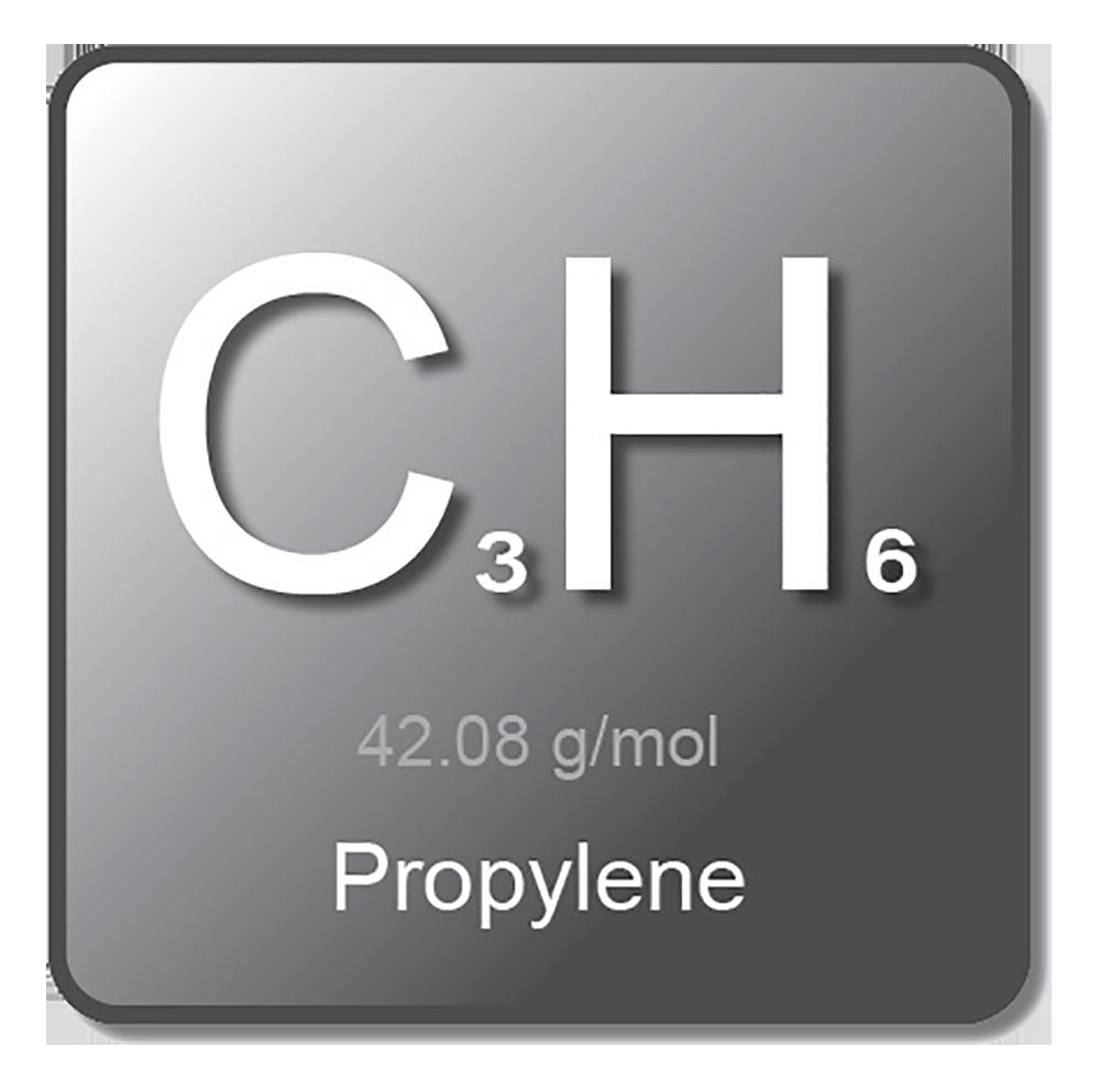 Gas Symbol Propylene 02052020